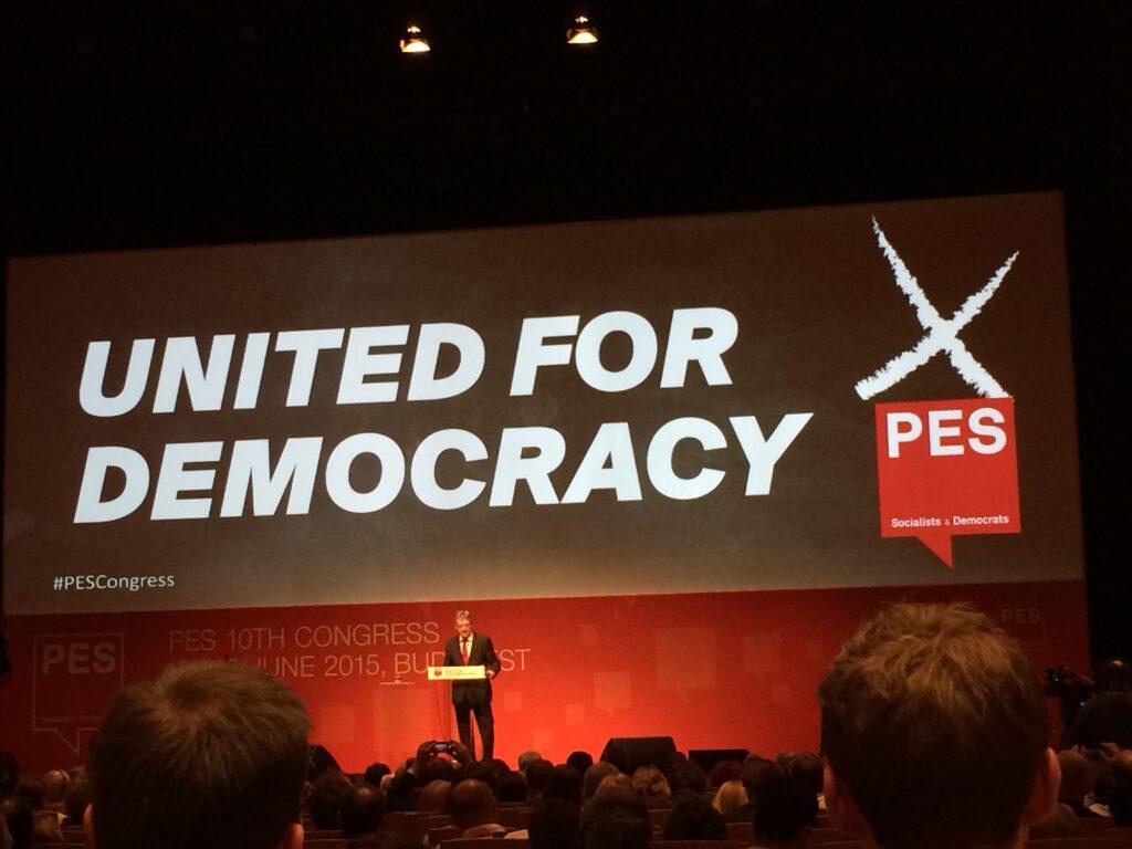 PES Congress BudaPESt
