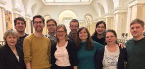Timo, Fabian, Hagen, Karin, Jean-Pierre, Ulrike, Emilie, Viola, Johannes + Ina