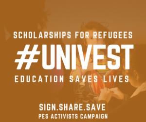 #UniVest Campaign