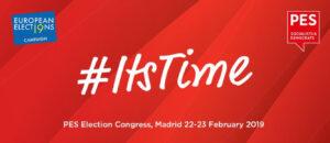#ItsTime #ProgressiveEurope